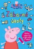Peppa Pig Zábavné úkoly - kolektiv autorů