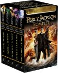 PERCY JACKSON - komplet 1.-5.díl - box - Rick Riordan