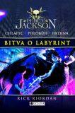 Percy Jackson Bitva o labyrint - Rick Riordan