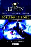 Percy Jackson Poslední z bohů - Rick Riordan