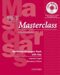 Pet Masterclass Workbook Resource Pack with Key + Multi-ROM - Annette Capel