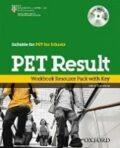 Pet Result Workbook with Key + MultiRomResource Pack - Jenny Quintana