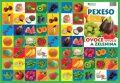 Pexeso - Ovoce a zelenina - Almatyne