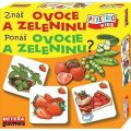 Pexetrio Kids - Znáš ovoce a zeleninu? - BETEXA