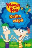 Phineas a Ferb – Kniha vtipů - Walt Disney