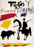 Picasso: Býk a toreador - Puzzle/1000 dílků - Ricordi