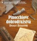 Pinocchiove dobrodružstvá - Carlo Collodi, Boris Farkaš