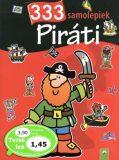 Piráti 333 samolepiek - VEMAG