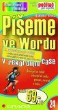 Píšeme ve Wordu - 2.vydání - Vladimír Bříza