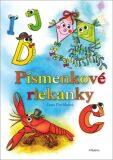 Písmenkové riekanky - Jana Pavlíková