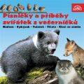 Písničky a příběhy zvířátek z večerníčků - Jaroslav Samson Lenk
