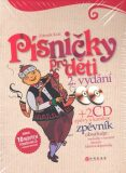 Písničky pro děti + 2 CD - Zdeněk Král