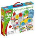 Quercetti Play Lab nuts & bolts boards – tabulky se šroubky a matičkami - Quercetti