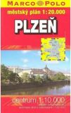 Plzeň 1:20 000 - Marco Polo