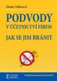 Podvody v účetnictví firem - Zdenka Volkánová