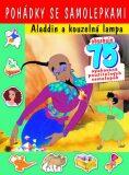 Pohádky se samolepkami Aladdin a kouzelná lampa - Van Gool