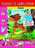 Pohádky se samolepkami Bambi - Van Gool