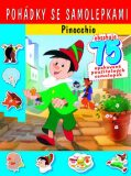 Pohádky se samolepkami Pinocchio - Van Gool