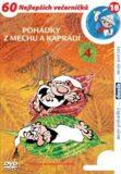Pohádky z mechu a kapradí 4. - DVD - Zdeněk Smetana