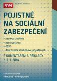 Pojistné na sociální zabezpečení 2014 - Marta Ženíšková