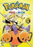 Pokémon - Red a blue 4 - Kusaka Hidenori