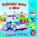 Policejní auto v akci - Klub čtenářů