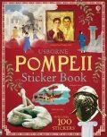 Pompeii: Sticker Book - Struan Reidová