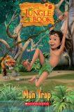 Popcorn ELT Readers 1: The Jungle Book - Man Trap 1 with CD (do vyprodání zásob) - INFOA