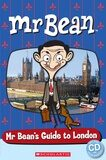 Popcorn ELT Readers Starter: Mr Bean - Mr Bean´s Guide to London with CD - Fiona Davis
