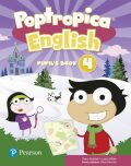 Poptropica English 4 Pupil´s Book and Online World Access Code Pack - Linnette Erocak