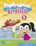 Poptropica English 5 Pupil´s Book and Online World Access Code Pack - Linnette Erocak