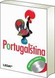 Portugalština + 2CD - Jaroslava Jindrová, ...