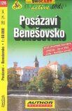 Posázaví, Benešovsko 1:60 000 - SHOCART