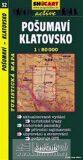 Pošumaví, Klatovsko 1:60 000 - GeoClub
