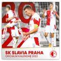 Poznámkový kalendář SK Slavia Praha 2022 - Presco Group