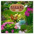 Poznámkový kalendář Zahrady 2021, 30 × 30 cm - Presco Group