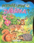 Poznáš lesní zvířátka? - Jolanta Adamus-Ludwikowska