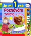 Je mi 1 rok Poznávám zvířata - Lieve Boumans
