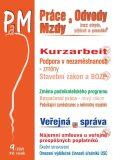 Práce a mzdy 9/2021 – Kurzarbeit - Eva Dandová,  Ladislav Jouza, ...