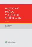Pracovní právo v bodech s příklady - 5. vydání - Petr Hůrka, kolektiv autorů