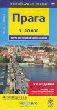 Praha 1:10 000 - Kartografie PRAHA