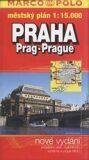 Praha / plán měkký - Marco Polo