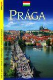 Praha - průvodce/maďarsky - Viktor Kubík