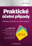 Praktické účetní případy 2014 - Věra Rubáková
