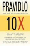 Pravidlo 10X - Jediný rozdíl mezi úspěchem a neúspěchem - Grant Cardone