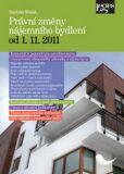 Právní změny nájemního bydlení od 1. 11. 2011 - Stanislav Křeček