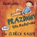 Prázdniny Billa Madlafouska - David Laňka