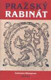 Pražský rabinát - Gutmann Klemperer