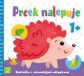 Prcek nalepuje 1+ / Knížečka s okrouhlými nálepkami - Agnieszka Bator, ...