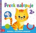 Prcek nalepuje 2+ / Knížečka s okrouhlými nálepkami - Agnieszka Bator, ...